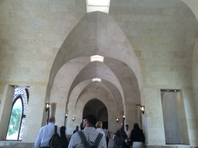 Architecture at the Ismaili Center