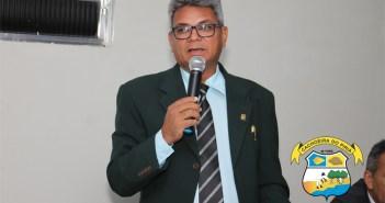 Vereador José Avis solicita reforma em prédio escolar