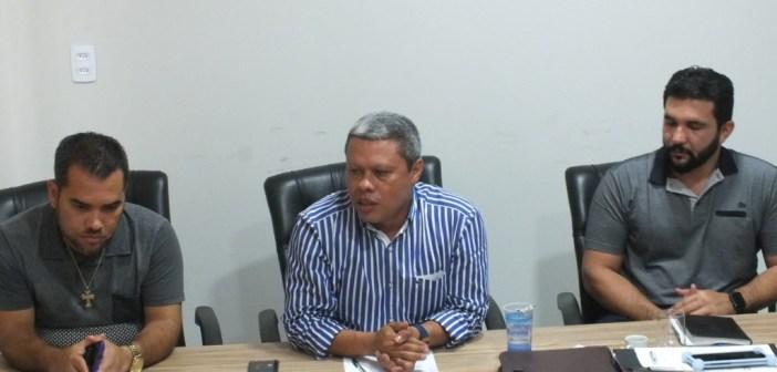 Comissão de segurança da Câmara de Vereadores discute efetivação do PCCR da Guarda Civil