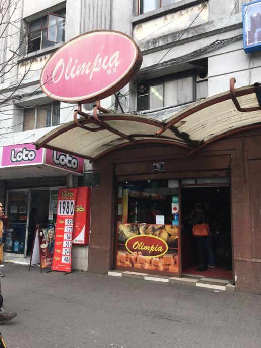 Panadería Olimpia