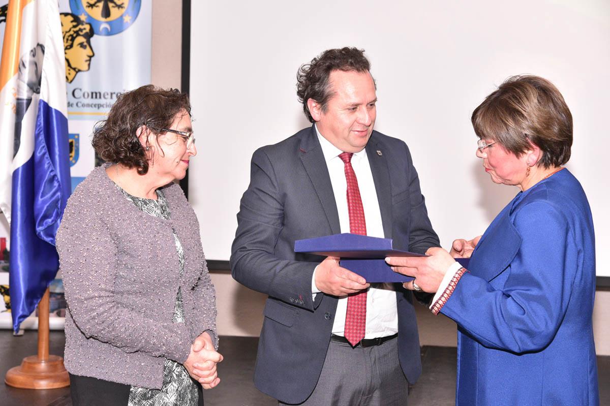 Distinción 2018 | Premio «Cámara De Comercio»