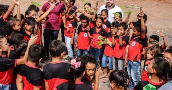 Presidente da Câmara visita Vila Piriá, na zona rural de Paragominas
