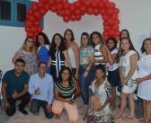 Presidente da Câmara Municipal Vereador  Diego em Homenagem do Dia das Mães Servidoras
