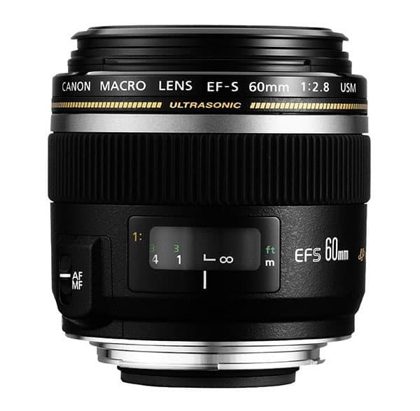 Canon 60mm Macro