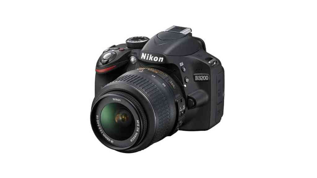 Nikon D3200 – Una cámara DSLR perfecta para principiantes