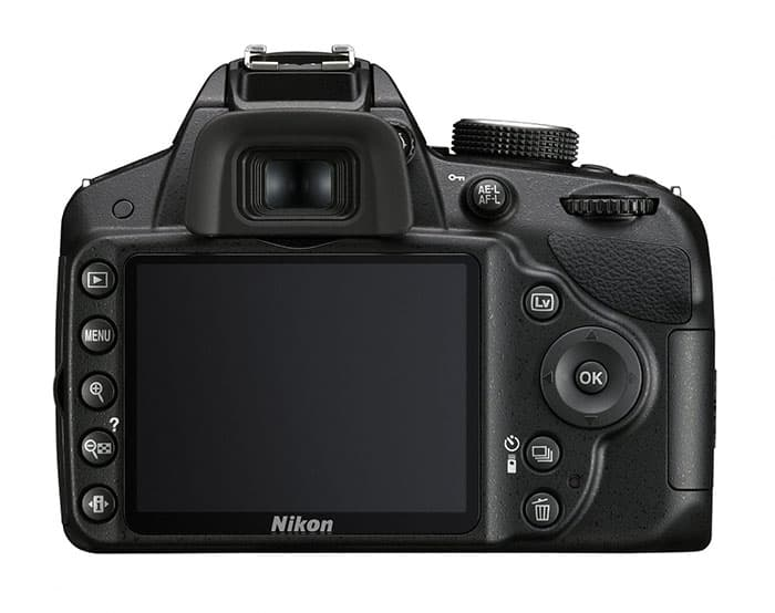 Nikon D3200 - Una cámara DSLR perfecta para principiantes
