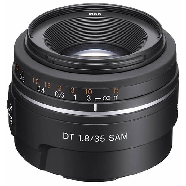 Sony DT 35mm f/1.8 SAM