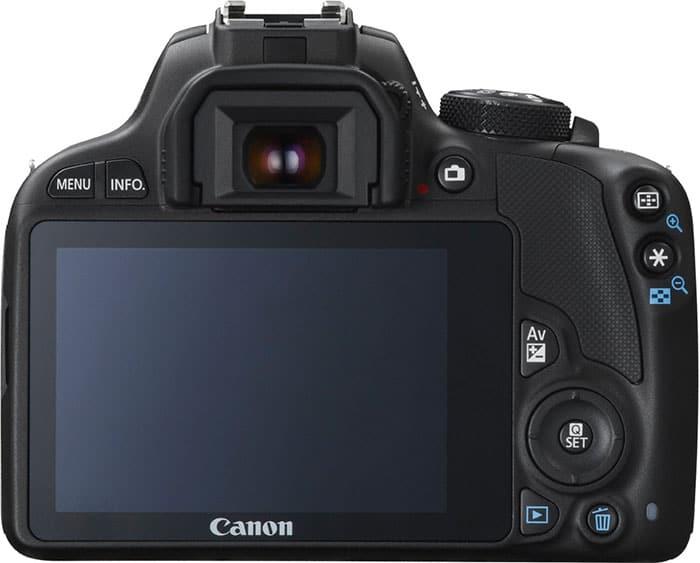Canon EOS 100D - Análisis - Cámara Réflex digital (DSLR)