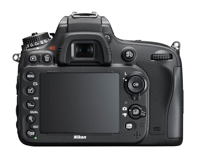 Nikon D610 - Análisis - Cámara réflex digital