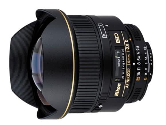 Nikon 14mm f/2.8 D AF ED