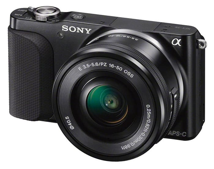 Sony NEX-3NLB - Análisis - Cámara CSC (EVIL)