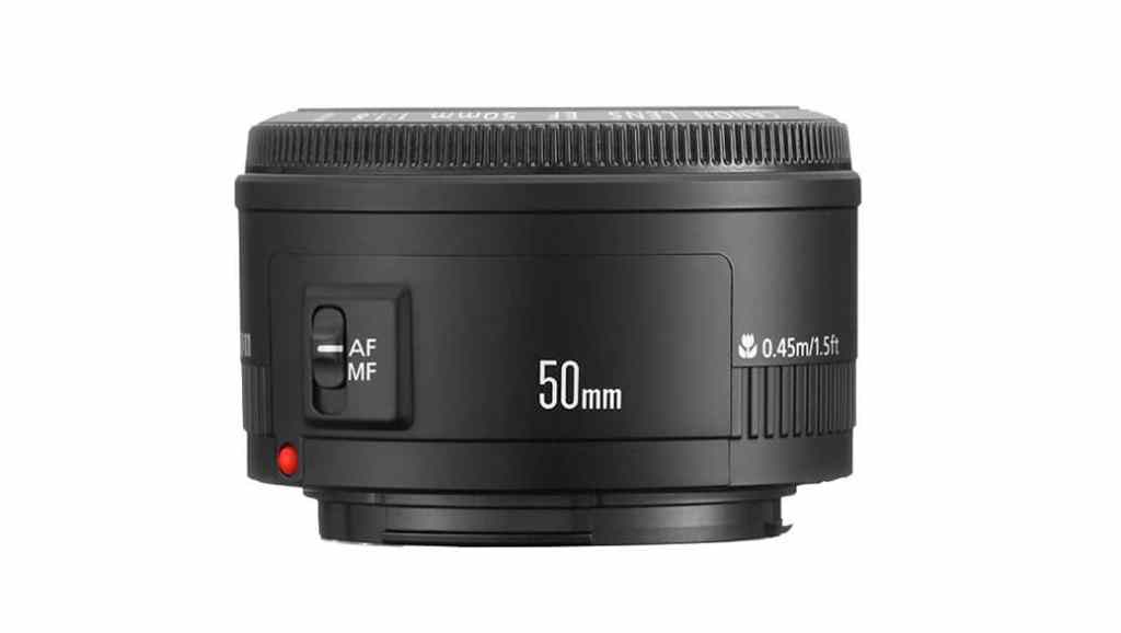 Canon EF 50mm f/1.8 II - Análisis y opinión del objetivo más barato de Canon