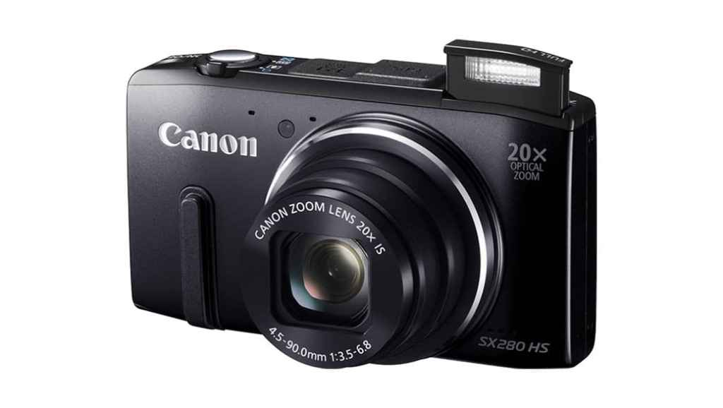 Canon Powershot SX280 HS – Una cámara compacta realmente fácil de utilizar