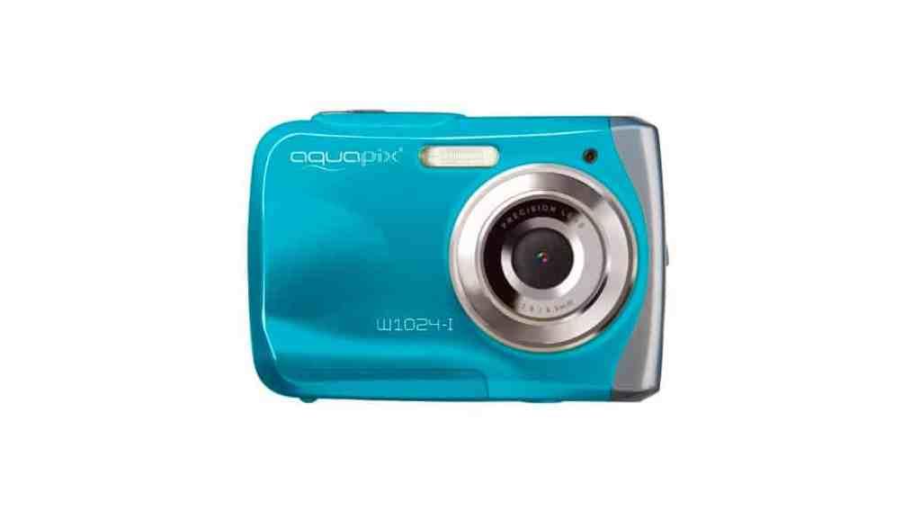 Easypix Aquapix W1024 – Una cámara sumergible por unos 50 euros