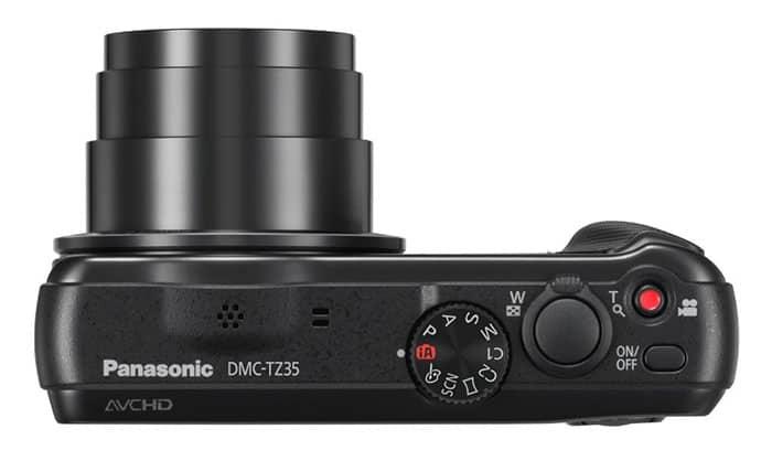 Panasonic DMC-TZ35EG-K