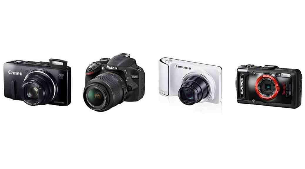 Las 4 cámaras de fotos más sencillas de usar