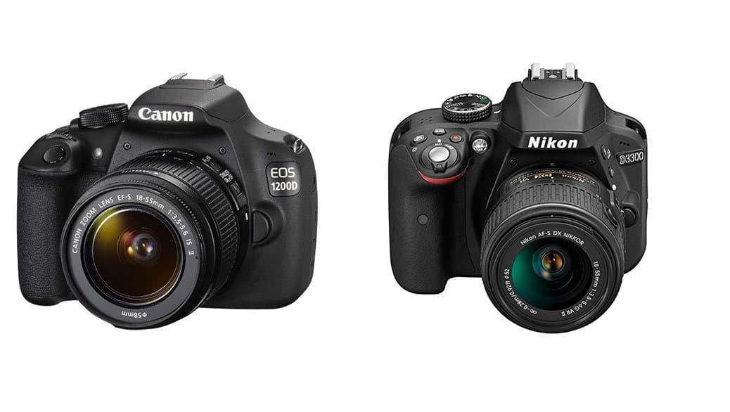 Canon vs Nikon: Las mejores cámaras réflex digitales (DSLR) para principiantes
