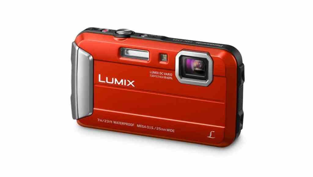 Panasonic Lumix DMC-FT25 - Opinión y análisis - Cámara sumergible