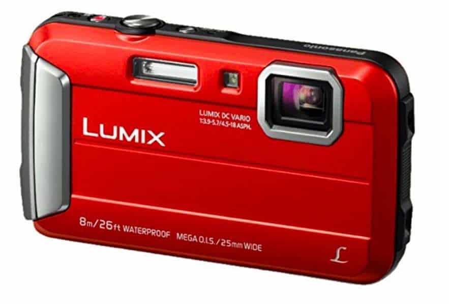 Panasonic Lumix DMC-FT30 - Opinión y análisis - Cámara sumergible