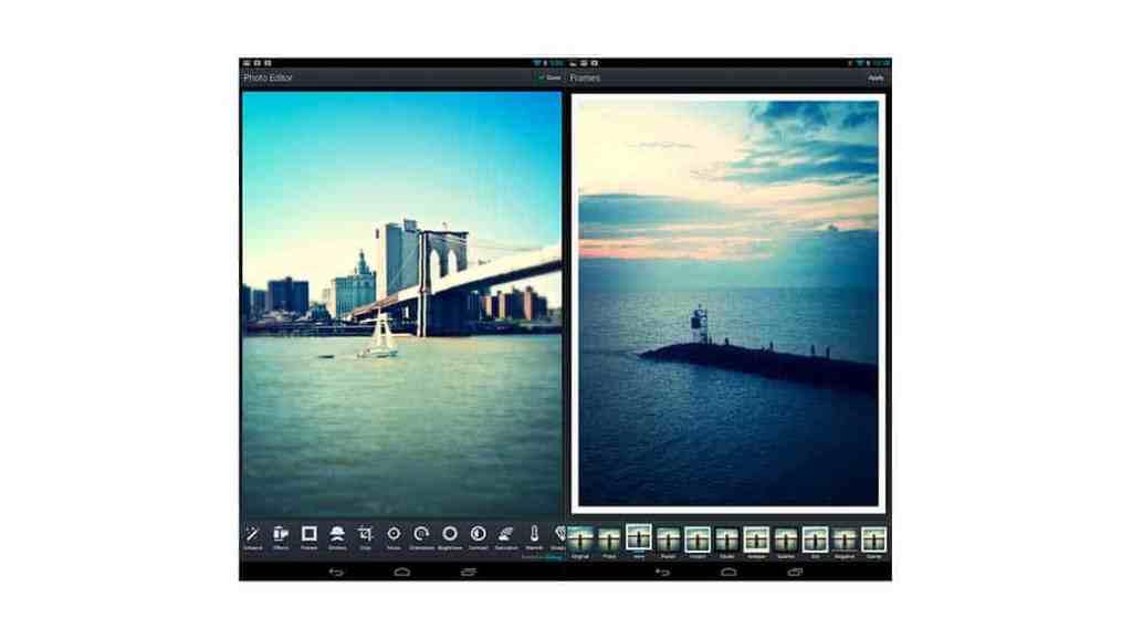 Las 5 mejores aplicaciones de retoque fotográfico para Android