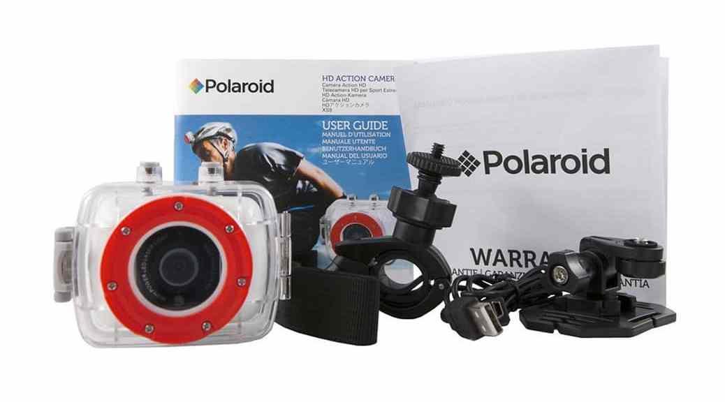 Polaroid XS9HD - Cámara deportiva y de aventura por unos 50 euros