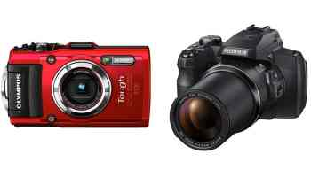 Días Amazon: Fujifilm FinePix S1y Olympus TG-3 Tough en oferta
