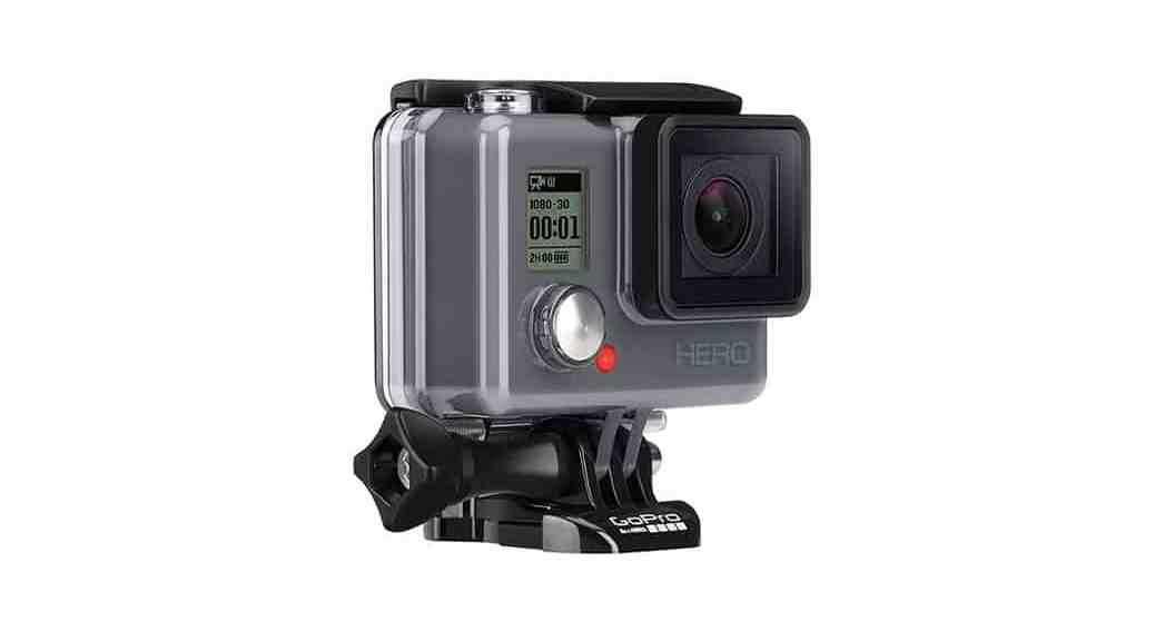 La nueva GoPro Hero, la cámara más barata de GoPro