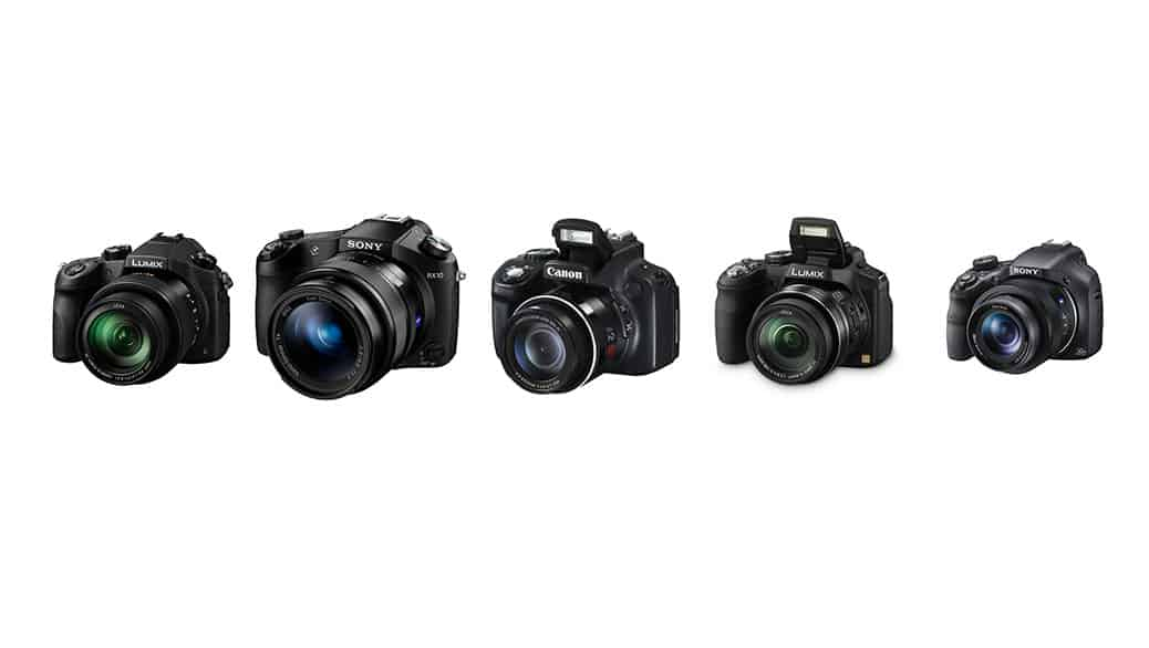Las mejores cámaras bridge que puedes comprar: 9 modelos de cámara superzoom (2017)