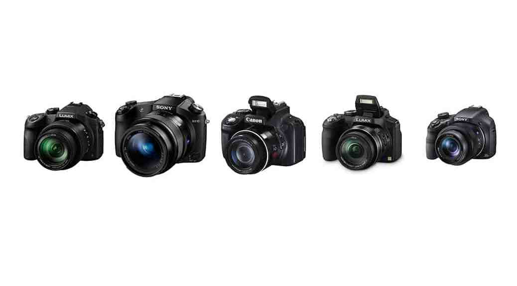 Las mejores cámaras bridge: 5 modelos de cámara superzoom (2014)