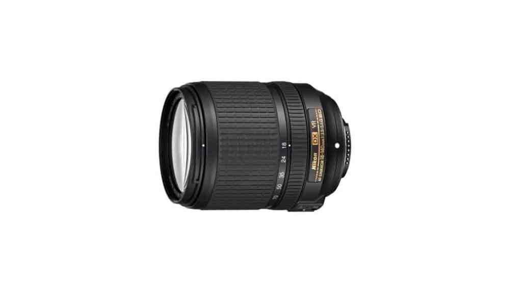 Nikon AF-S DX NIKKOR 18-140 f/3.5-5.6G ED VR - Objetivo para Nikon