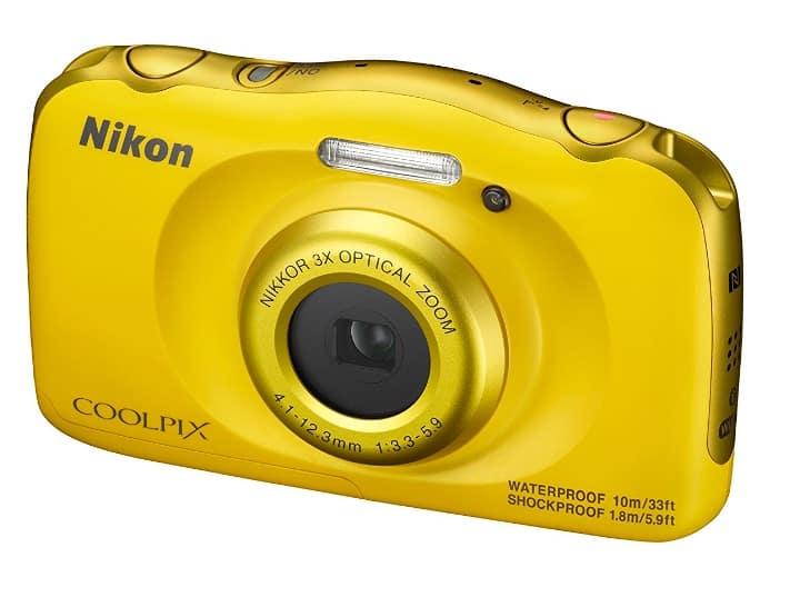 Nikon Coolpix W100 - Cámara sumergible