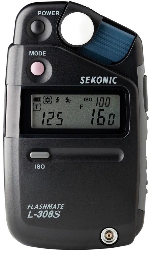Sekonic SE L308S exposimetro