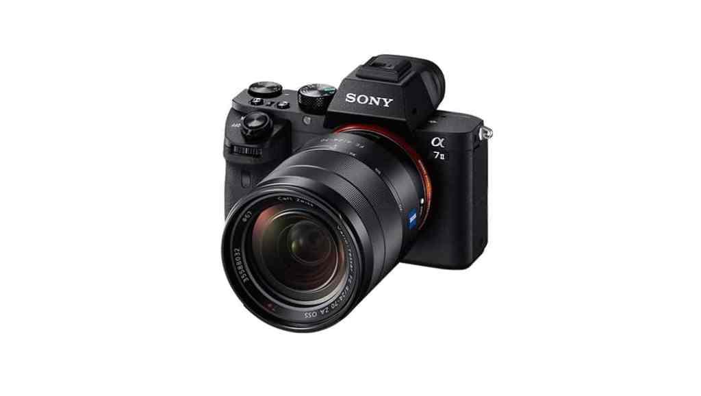 Sony anuncia la a7 II, la primera camara full-frame con estabilizador de imagen de 5 ejes