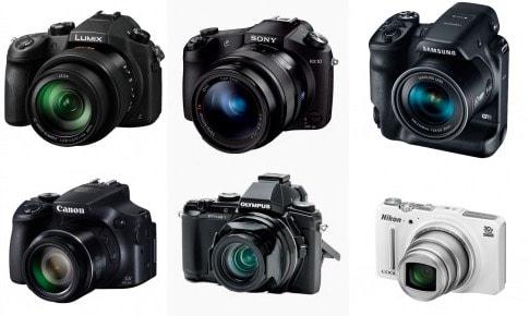 mejores cámaras Superzoom de 2014