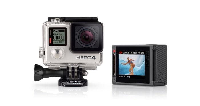 GoPro Hero4 Silver: la GoPro con pantalla táctil