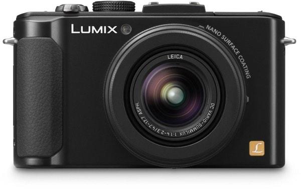 Panasonic Lumix DMC-LX7EG-K