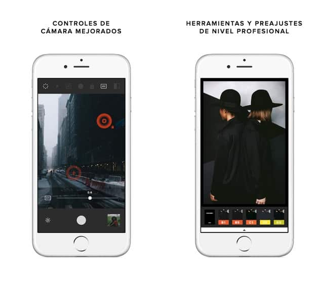 VSCO Cam app iphone