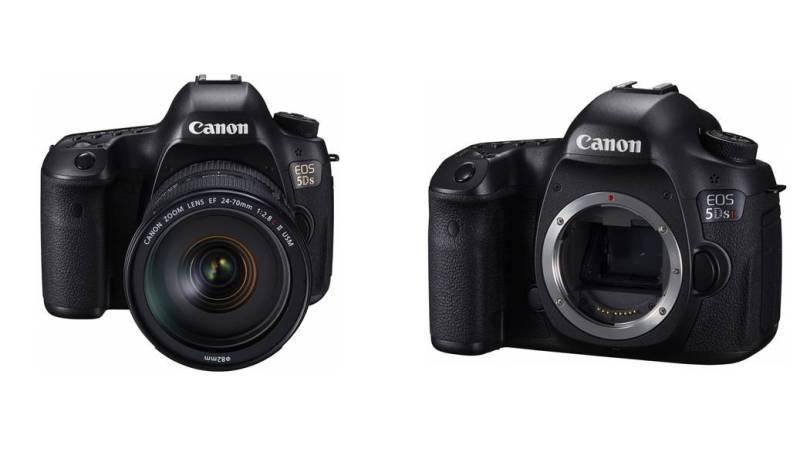 Cámaras Canon DSLR: Canon EOS 5DS / 5DS R