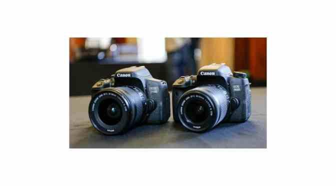 Canon EOS 750D, 760D: precio, fecha de lanzamiento y especificaciones oficiales confirmadas
