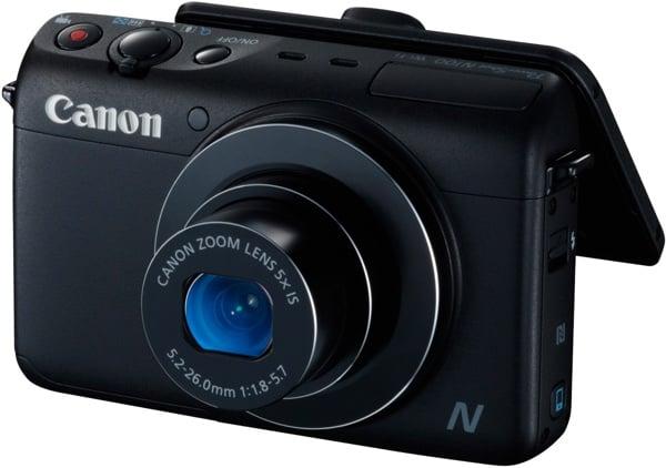 Cámaras compactas de Canon: PowerShot N100