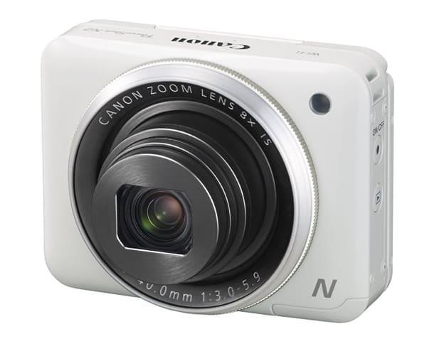 Cámaras compactas de Canon: PowerShot N2