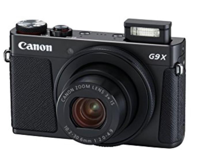 Cámaras bridge y superzoom de Canon:Canon PowerShot G9 X Mark II