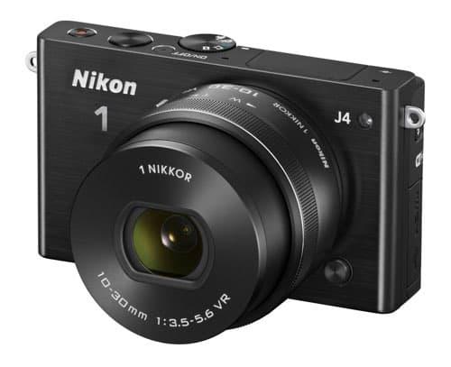 Cámaras de Nikon CSC (EVIL): Nikon 1 J4