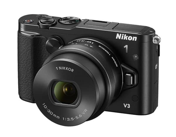 Cámaras de Nikon CSC (EVIL): Nikon 1 V3