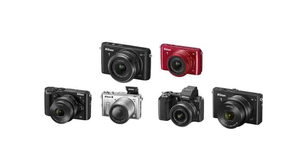 Cámaras de Nikon: CSC -EVIL- (2015)