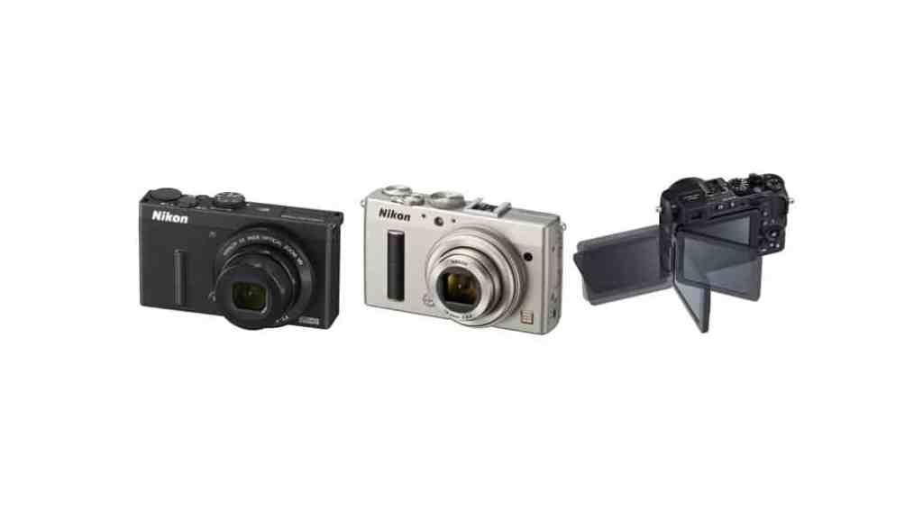 Cámaras de Nikon: cámaras compactas premium