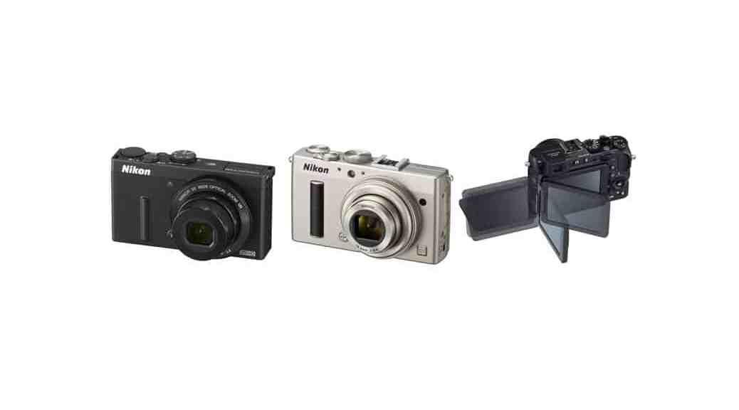 Cámaras de Nikon: cámaras compactas premium (2015)
