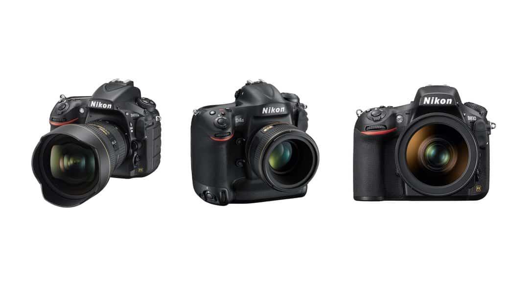 Resultado de imagen para cámaras DSLR profesionales
