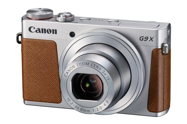 Cámaras compactas avanzadas de Canon:Canon PowerShot G9 X