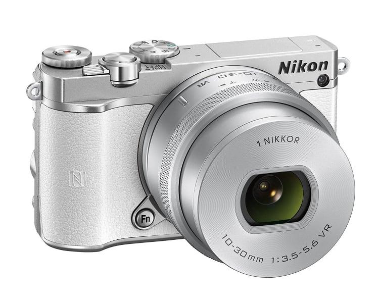 Cámaras de Nikon CSC (EVIL): Nikon 1 J5